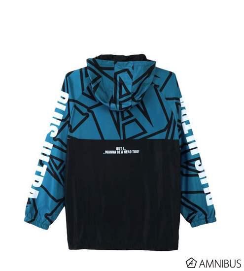 Picture of Boku No Hero Academia Armabianca Mountain Windbreaker Jacket Todoroki