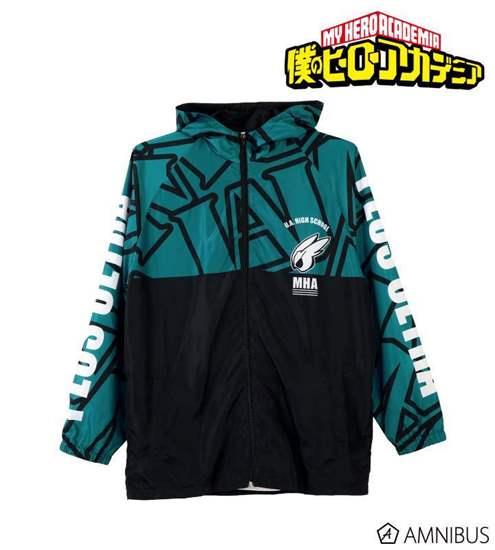 Picture of Boku No Hero Academia Armabianca Mountain Windbreaker Jacket Deku