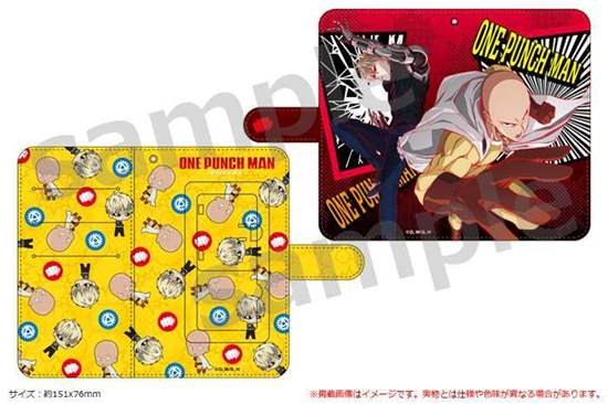 Picture of One Punch Man Season 2 Hybrid Mind Market Store Goods Smartphone Case