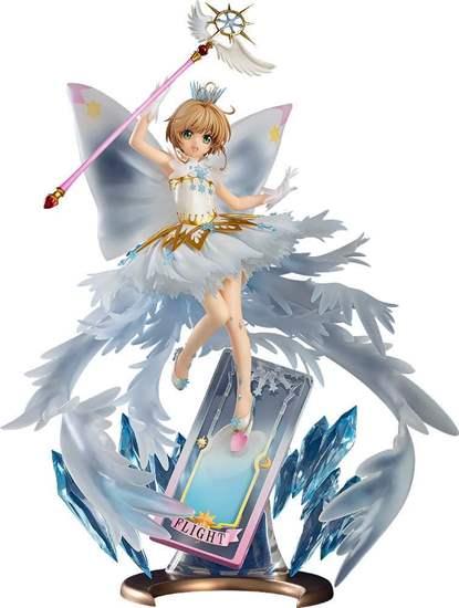 Picture of Cardcaptor Sakura Clear Card Sakura Hello Brand New World Figurine