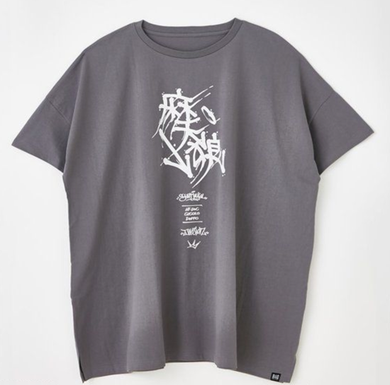 Picture of Hypnosis Mic Division Rap Battle x R4G Big Oversized Shirt