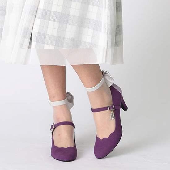 Picture of Pandora Hearts Super Groupies Pump Shoes Xerxes Break