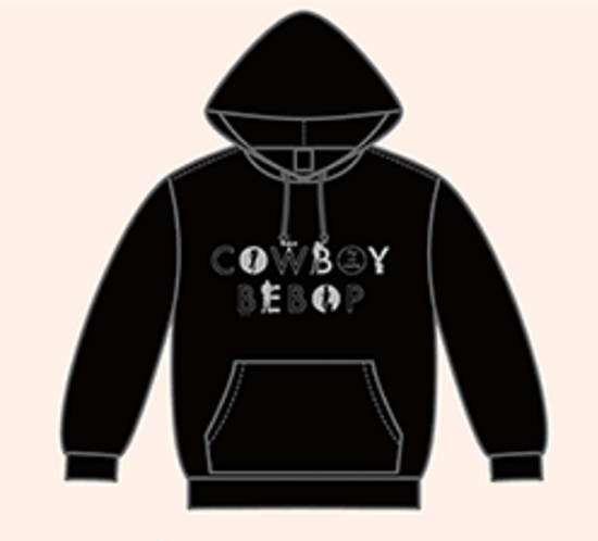 Picture of Cowboy Bebop x The Container Akihabara Store Goods Parka Sweater