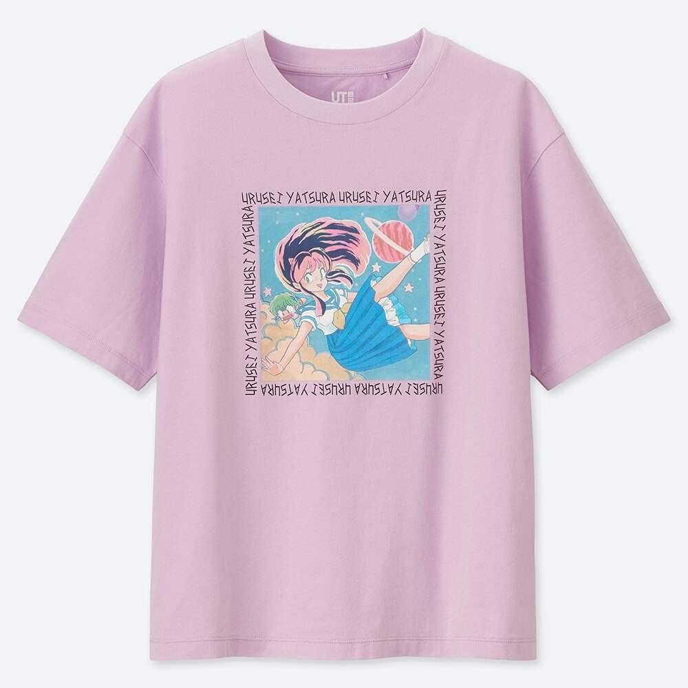 MANGA UT Uniqlo T-Shirt Urusei Yatsura Design