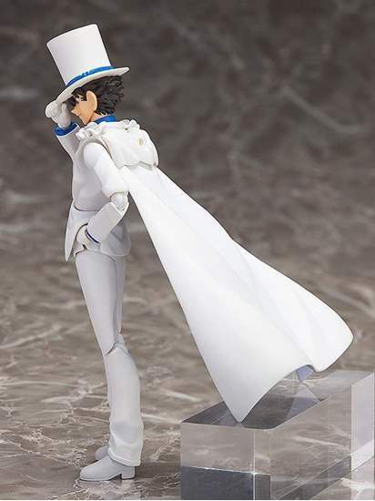 Picture of Detective Conan Kaito Kid figma Figurine