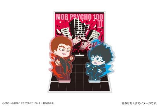 Picture of Mob Psycho 100 II Acrylic Diorama Stand Mob & Toichiro Suzuki Vol. 2