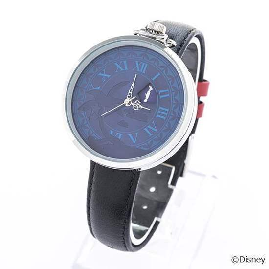 Picture of Kingdom Hearts III Super Groupies Collaboration Goods Sora Watch with Bromide SECOND RESERVATION