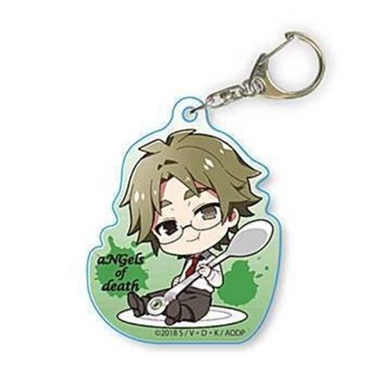Picture of Satsuriku no Tenshi Gochi Chara Acrylic Keychain