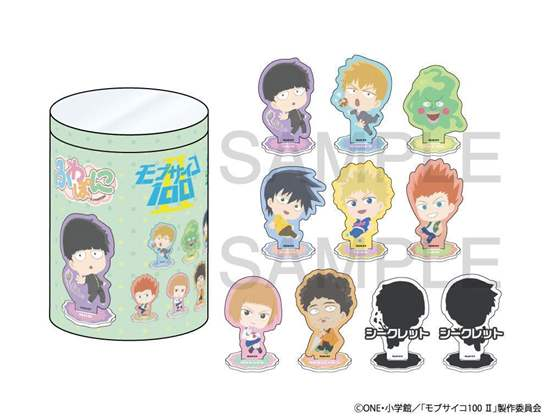Picture of Mob Psycho 100 II Fuwapo Acrylic Stands SET