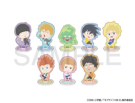 Picture of Mob Psycho 100 II Fuwapo Acrylic Stand INDIVIDUALS