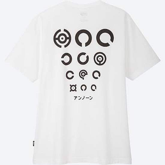 Pokemon UT Uniqlo T-Shirt Annon Design