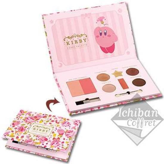 f29ec2472 ... Picture of Ichiban Kuji Kirby Make-Up COFFRET COLLECTION Kuji Game ...