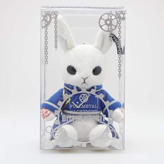 Picture of Kuroshitsuji Square Enix Store Exclusive Phantomhive x Fullmetal Alchemist Roy Mustang Bitter Rabbit