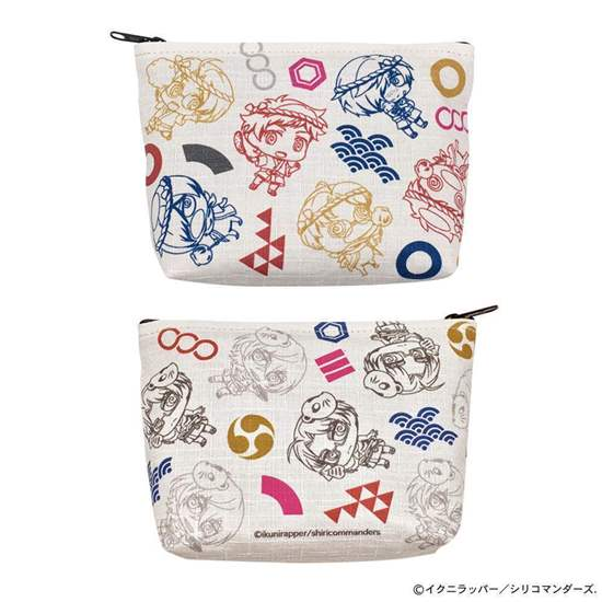 Picture of Sarazanmai Tokyo Sky Tree Goods Pouch