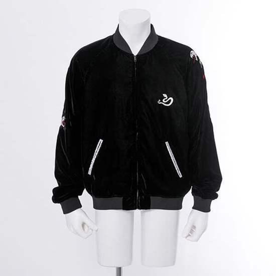 Picture of Yakuza Game Super Groupies Collaboration Goro Majima  Bomber Jacket