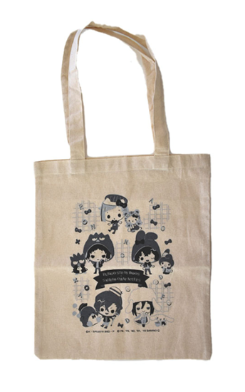 Picture of Bungou Stray Dogs x Sanrio Characters Collaboration Goods Tote Bag