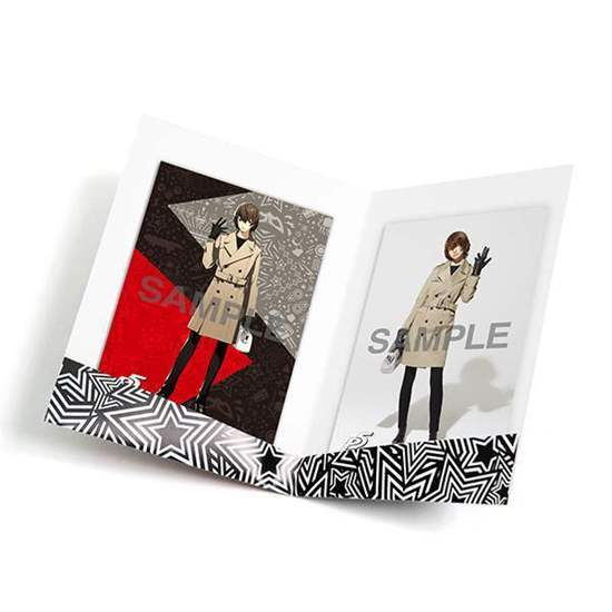 Picture of Persona 5 Super Groupies Collaboration Goods Akechi Shoes