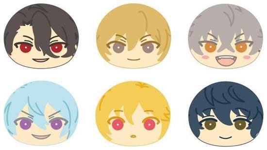 Picture of Ensemble Stars! Ensky Omanjyu Niginigi Mascot Tsuioku Ver. Vol. 1 SET