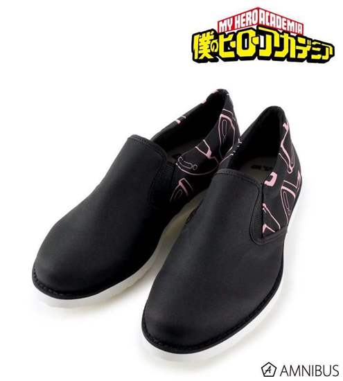 Picture of Boku No Hero Academia Armabianca Slip On Shoes Ochako