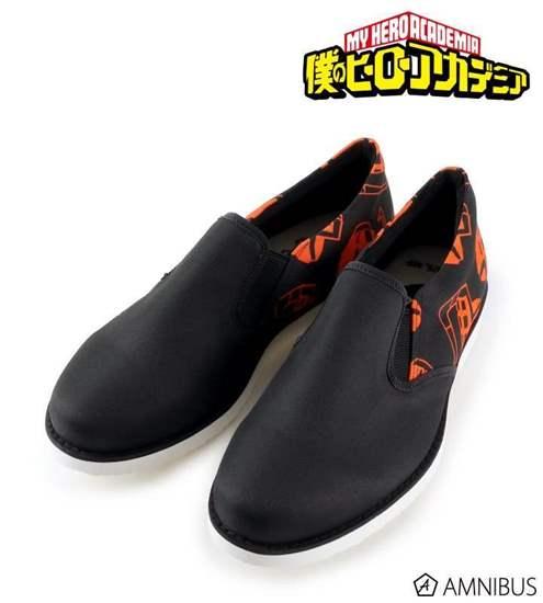 Picture of Boku No Hero Academia Armabianca Slip On Shoes Bakugou
