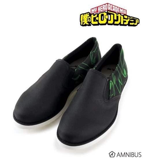 Picture of Boku No Hero Academia Armabianca Slip On Shoes Deku