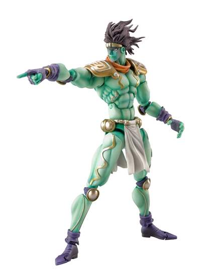 Picture of JoJo's Bizarre Adventure Part III Star Platinum Figurine