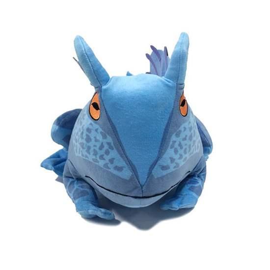 Picture of Monster Hunter World Chugai Mining Plush Nemuri-toad