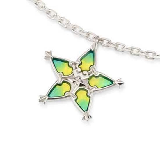 Picture of Kingdom Hearts U Treasure Sterling Silver Ventus Wayfinder Star Bracelet SECOND RESERVATION