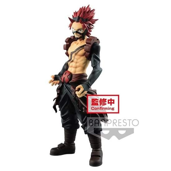 Picture of Boku No Hero Academia Banpresto AGE OF HEROES Kirishima RED RIOT Figurine