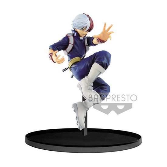 Picture of Boku No Hero Academia Banpresto Colosseum Academy Figurine Vol. 3 Todoroki Shouto