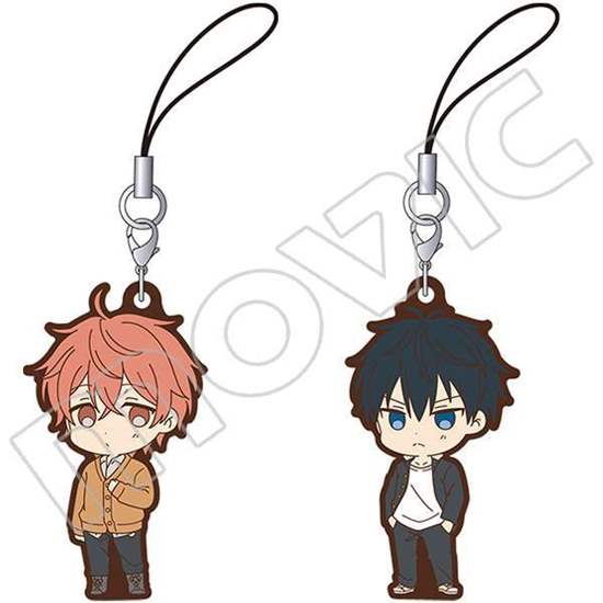 Picture of Given Movic Rubber Straps Mafuyu & Ritsuka