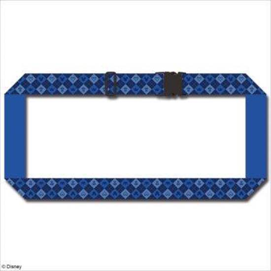 Picture of Kingdom Hearts Square Enix Suitcase Belt Dream Drop Distance Design