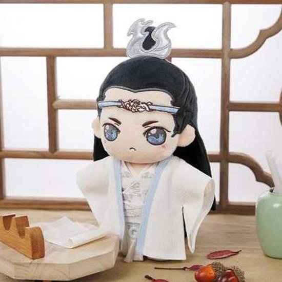 Picture of Mo Dao Zu Shi The Untamed Omodoki Exclusive Official Plush Lan Wangji