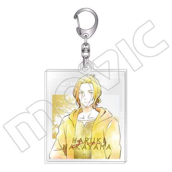 Picture of Given Movic Acrylic Keychain Haruki Nakayama Sketch Art Version