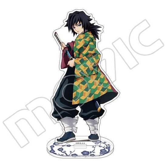 Picture of Kimetsu No Yaiba Movic Acrylic Stand Giyu Tomioka