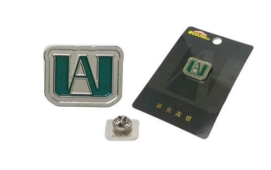 Picture of Boku No Hero Academia Hero Plaza Store Goods U.A. Pin Badge
