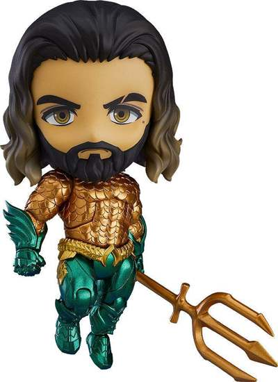 Picture of Aquaman Nendoroid Aquaman Heroes Edition