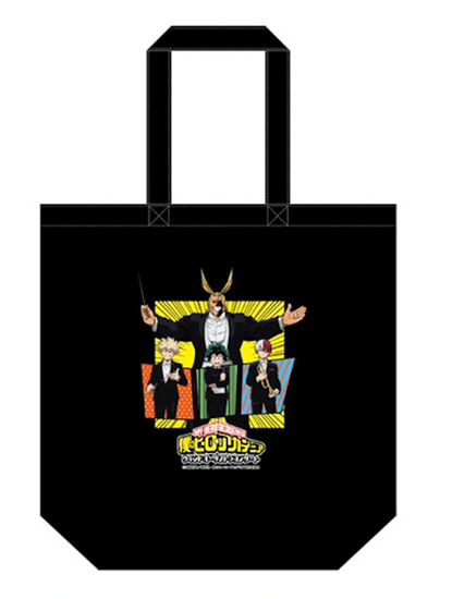 Picture of Boku No Hero Academia Wind Orchestra Concert Goods Tote Bag