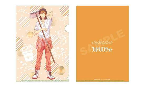 Picture of Fruits Basket Comiket C96 Clear File