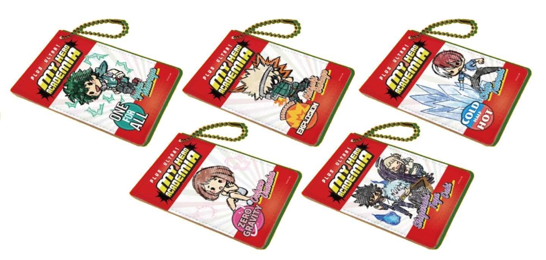 Aitai☆Kuji - Boku No Hero Academia Season 3 Graffart Parco