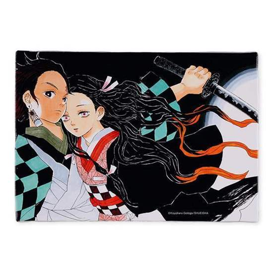 Picture of Kimetsu No Yaiba Jump Shop Art Board Brother And Sister SECOND RESERVATION