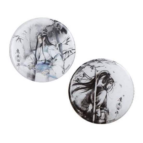 Picture of Mo Dao Zu Shi Monzon Exclusive Official Goods Watercolor Magnets