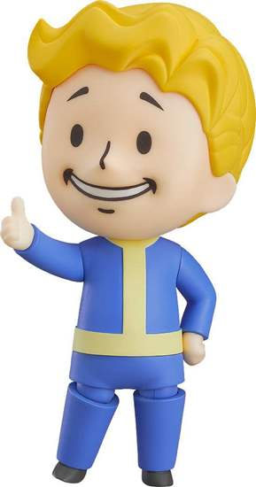 Picture of Fallout Vault Boy Nendoroid