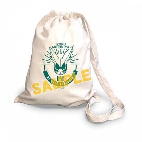 Picture of Boku No Hero Academia Drawstring Bag Deku