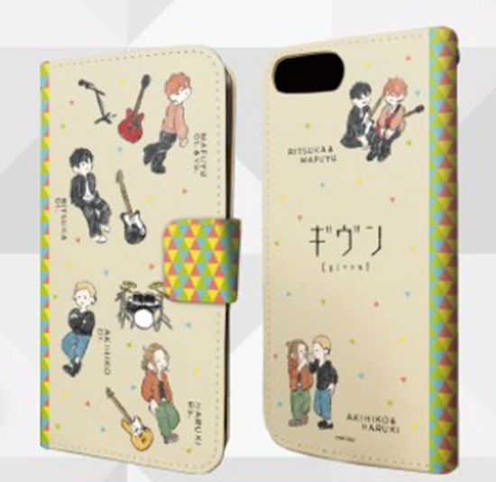 Picture of Given Graffart Parco Pop-Up Store Goods iPhone 6/6S/7/8 Case