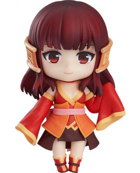 Legend of Sword and Fairy 3 Nendoroid Long Kui Red