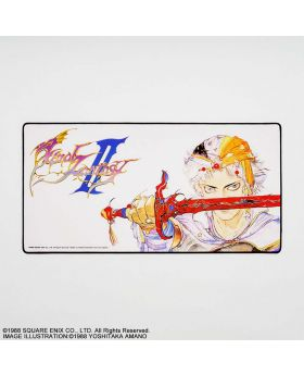 Final Fantasy II Square Enix Official Gaming Mousepad