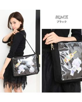 Ita Bag Large Messenger Bag with Pouch