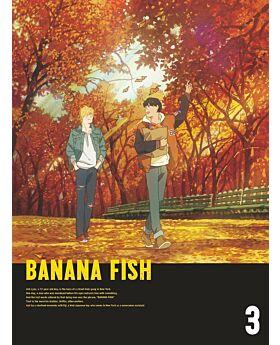 BANANA FISH Volume 3 BluRay/DVD Box Set Aniplex Special
