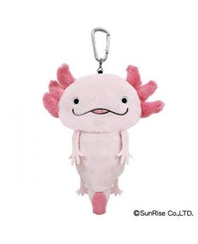 Hola!! Salamanders Sunrise Shop Pink Plush Pass Case